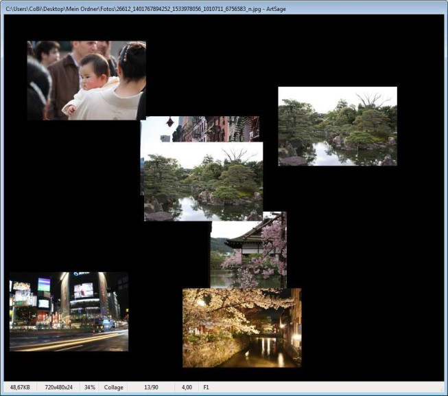 Screenshot 1 - ArtSage