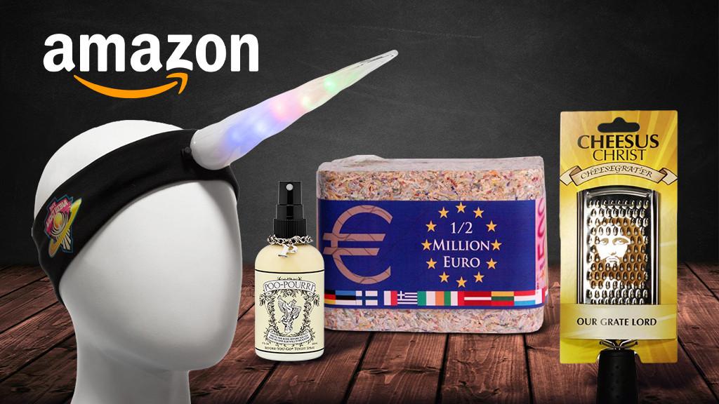 40 aberwitzige Amazon-Produkte - COMPUTER BILD
