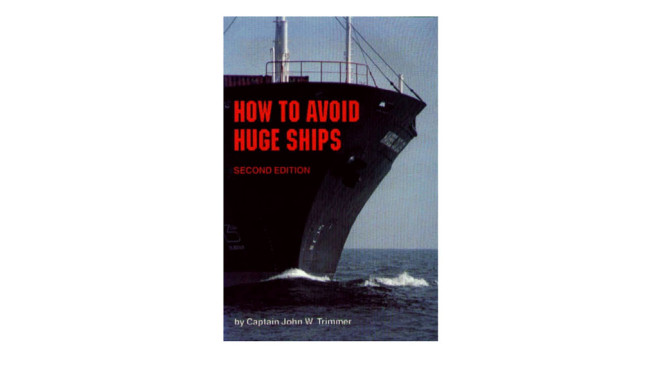 """Buch: """"Großen Schiffen ausweichen"""" ©Amazon"""