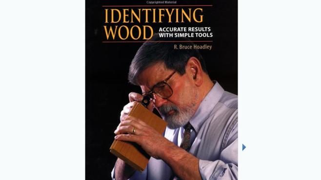 """Buch: """"Holz identifizieren"""" ©Amazon"""
