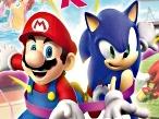 Geschicklichkeitsspiel Mario & Sonic – London 2012: Logo©Nintendo
