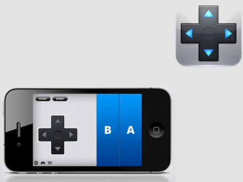 Joypad – Game Controller ©Zell Applications