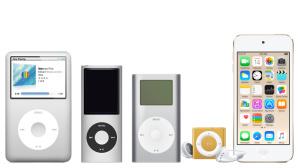 18 Jahre iPod©APPLE