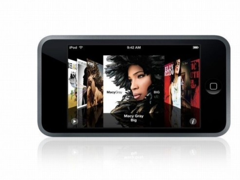 iPod touch, 1. Generation ©Apple
