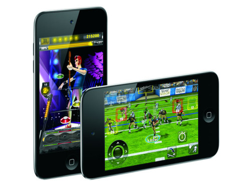 iPod touch, 4. Generation ©Apple