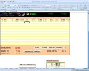 Aktienverwaltung für Excel 97/2000