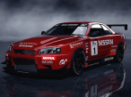 Rennspiel Gran Turismo 5: Nissan SKYLINE GT-R R34 Touring Car©Sony