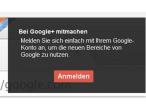 Google+ Mitmachen©Google