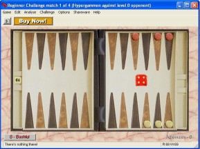 Serious Backgammon