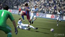 Fußballspiel Fifa 12: Messi©Electronic Arts