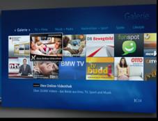 Maxdome im Windows Media Center genießen Praktisch: Genießen Sie das Maxdome-Angebot im Windows Media Center.©Maxdome