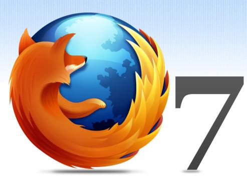 Firefox 7 ©COMPUTER BILD