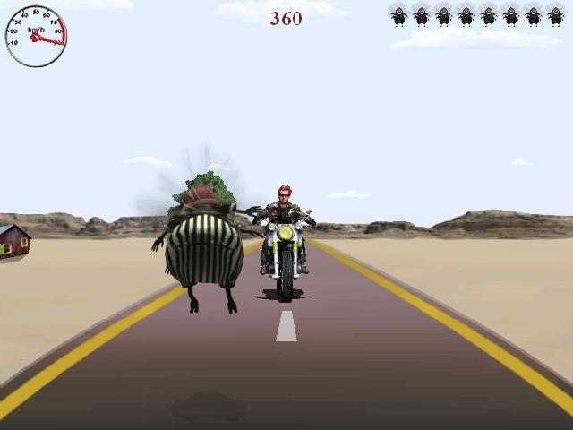 Screenshot 1 - BikeFlyter