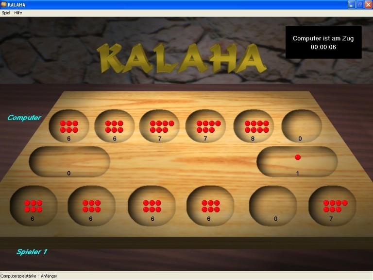 Screenshot 1 - Kalaha