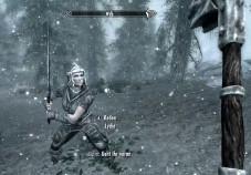 Rollenspiel The Elder Scrolls 5 – Skyrim: Lydia©Bethesda Softworks