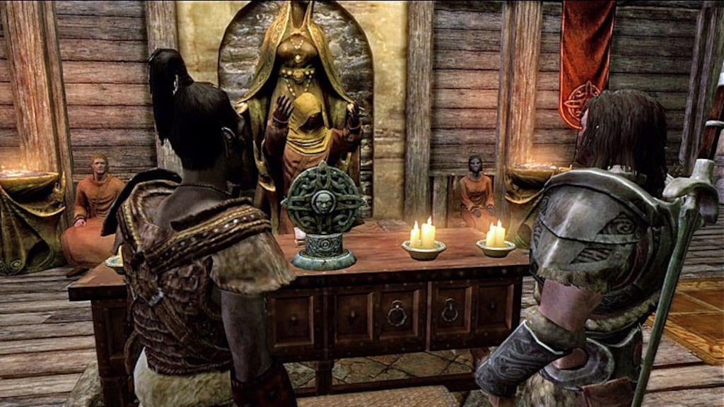 Komplettlösung The Elder Scrolls 5 – Skyrim: Heirat