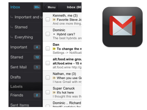Google Mail ©Google Inc.