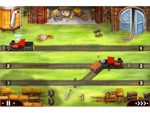 Train Conductor 2: USA ©The Voxel Agents