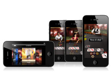Poker-App Texas Hold'em © Apple