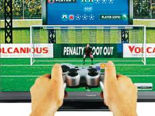 Spiele-Download Panasonic TX-P50ST33©COMPUTER BILD