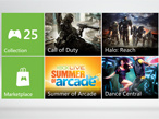 Microsoft Xbox 360 Dashboard©Microsoft