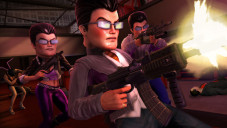 Actionspiel Saints Row – The Third: Boss © THQ