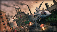 Actionspiel Saints Row – The Third: Flieger © THQ