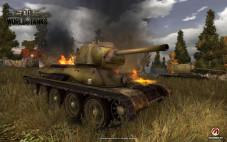 Actionspiel World of Tanks©Wargaming