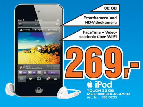 Apple iPod touch 32GB ©Saturn