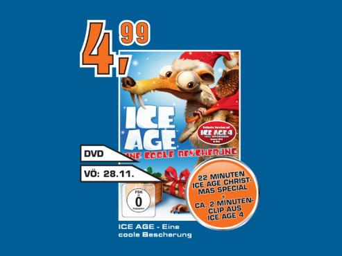 Ice Age – Eine coole Bescherung ©Saturn