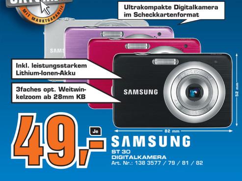 Samsung ST30 ©Saturn