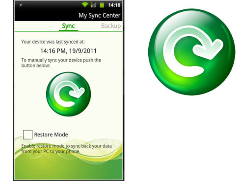My Sync Center w/iTunes+WMP © Mirsad Makalic