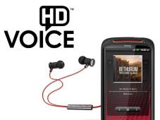 HTC Sensation XE mit HD Voice©HTC