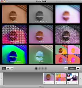 Photo Booth für Windows 7