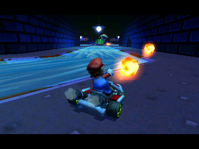 Mario Kart 7 Test Für Nintendo 3ds Computer Bild Spiele