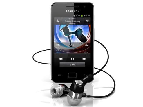 Angekündigt: Galaxy S WiFi 3.6 ©Samsung