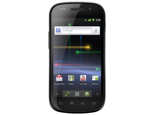Dezember 2010: Galaxy Nexus S (i9023) ©Samsung