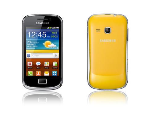 Galaxy Mini 2 ©Samsung
