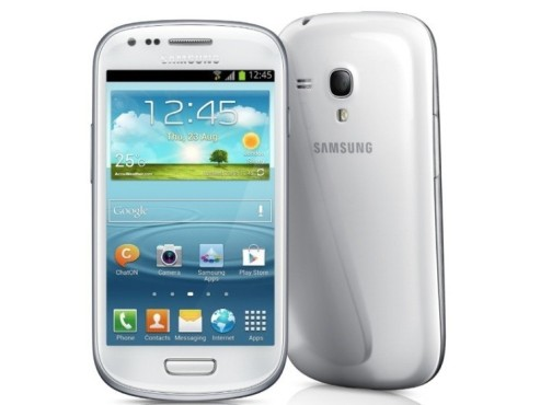 Galaxy S3 Mini ©Samsung