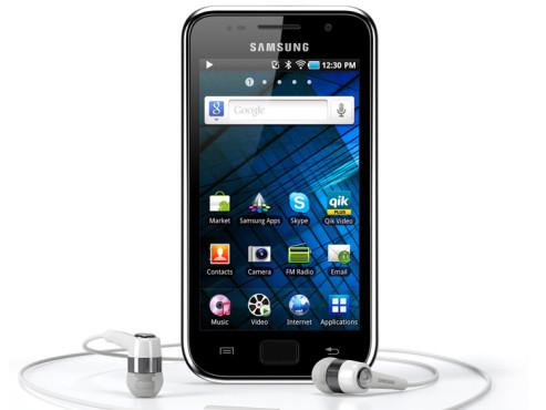 Juli 2011: Galaxy S WiFi 4.0 ©Samsung