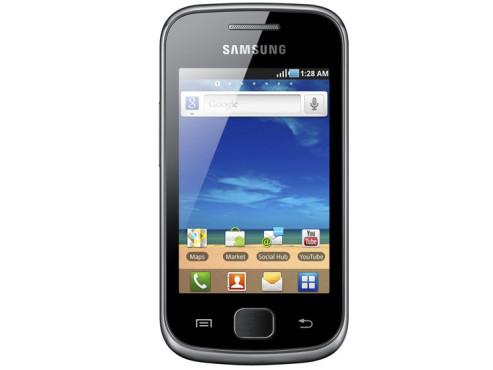 März 2011: Galaxy Gio (S5660) ©Samsung