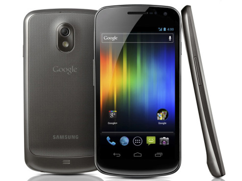 November 2011: Galaxy Nexus (i9250) ©Samsung
