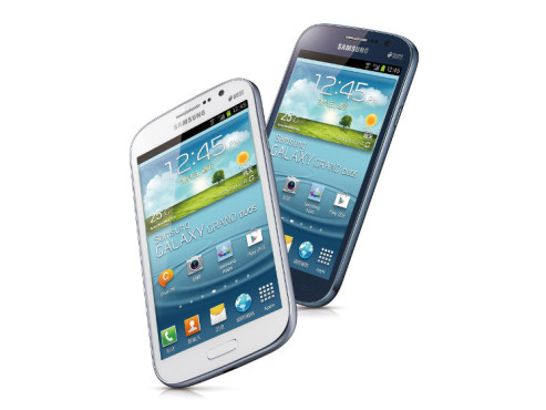 Samsung Galaxy Grand Duos ©Samsung