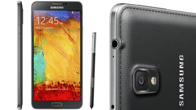 Samsung Galaxy Note 3 ©Samsung