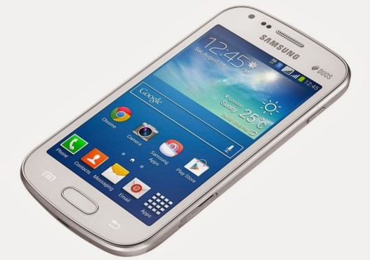 Samsung Galaxy S Duos 2 ©Samsung