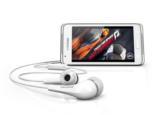 Samsung Galaxy S WiFi 4.2 8GB ©Samsung