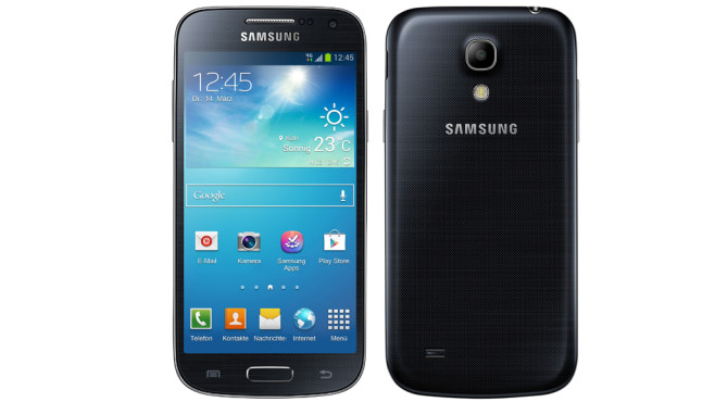 Samsung Galaxy S4 Mini ©Samsung