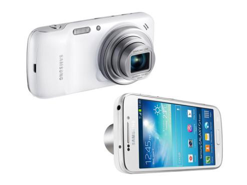 Samsung Galaxy S4 Zoom ©Samsung