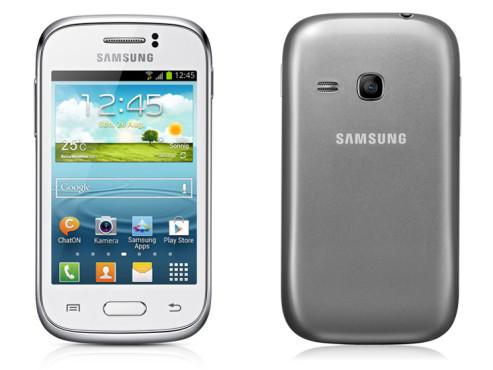 Samsung Galaxy Young ©Samsung