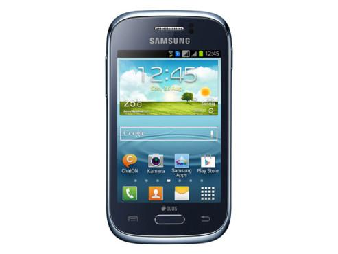 Samsung Galaxy Young Duos ©Samsung